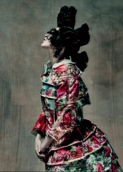 18th Century Punk ,Autumn 2016, Rei Kawakubo - Comme des Garçons - Art of the In-Between