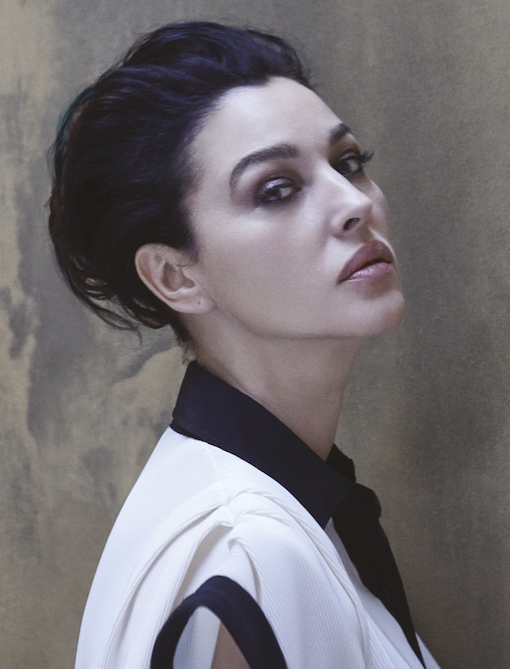 Monica Bellucci - Shirt Givenchy