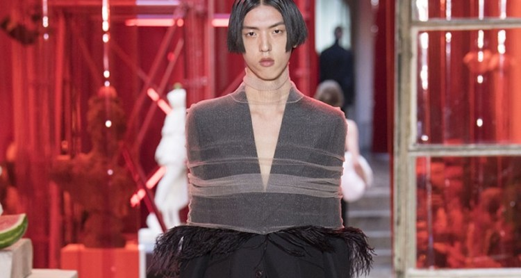 PFWM SS19 - Margiela - Featured Image