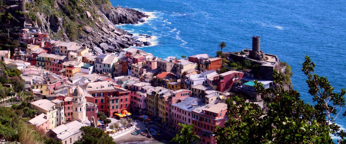 Cinque Terre: Monterosso al Mare to Vernazza via the Sentiero Azzurro