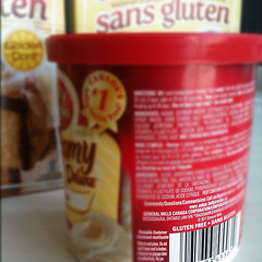 gluten free frosting