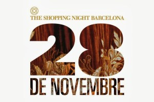 The Shopping Night Barcelona TheGoldenStyle 2