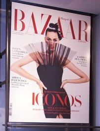 H&M STUDIO AW15 Revista Harpers Bazar