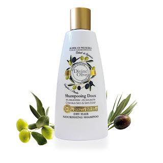 Jeanne en Provence Divine Olive para el cuidado del cabello TheGoldenStyle champu LD