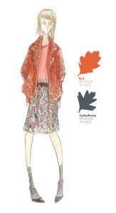 Tendencias de color Otono Invierno 2013  2014 Koi TheGoldenStyle The Golden Style