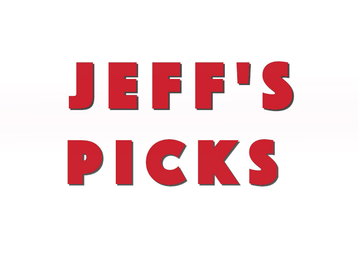 Jeff's Picks of the Week for June 21, 2017