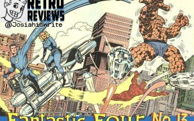 Retro Reviews: Fantastic Four no. 13