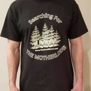 Morel T-Shirt Motherlode
