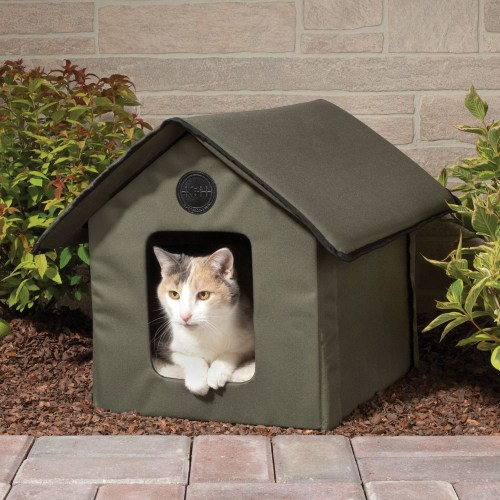 Medium Of Outdoor Cat House