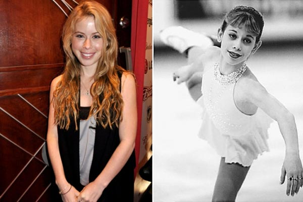 Tara Lipinski (1982- ), figure skater, the youngest individual gold medalist in Winter Olympics history, credited St. Therese of Lisieux with an assist in her win. Two books feature her: Champions of Faith and Yes! I Am Catholic.