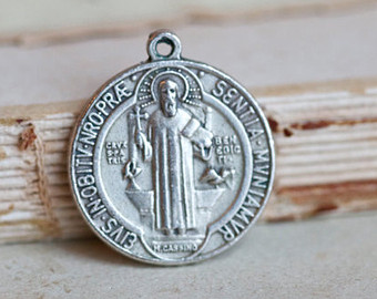 December 3: The college blessed the foundations of the 10th and 11th new residence halls on Benedictine College campus since 2000, placing a St. Benedict medal in the foundations of Lemke Hall and Guadalupe Hall.