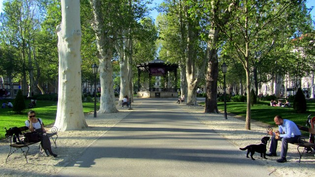 Zagreb's Parks and Squares