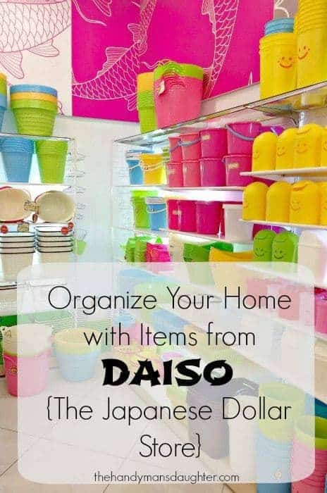 Organizing with Daiso {the Japanese Dollar Store} - Linen Closet Overhaul