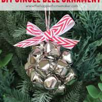 DIY Jingle Bell Ornament