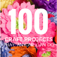 100+ Craft Projects!