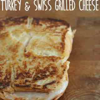Inside Out Grilled Turkey & Swiss