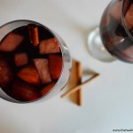 Apple Cider Fall Sangria