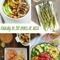 25 Gluten-Free Dinner Recipes in Under 30 Minutes!