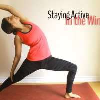 FREE Yoga Classes You Can Do At Home + Staying Active As Winter Comes
