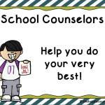 Elementary School Counselor Introduction Lesson