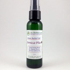 Arnica-Plus+ Pain Relief Oil