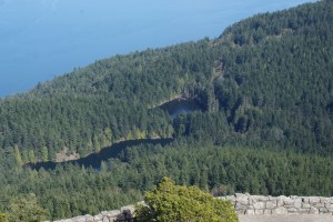 Twin Lakes, Mt. Constitution, Moran State Park, Orcas Island, Hiking with children