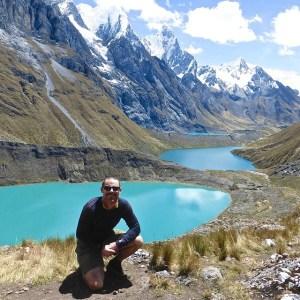 Cam Honan  Cordillera Huayhuash Peru 2014