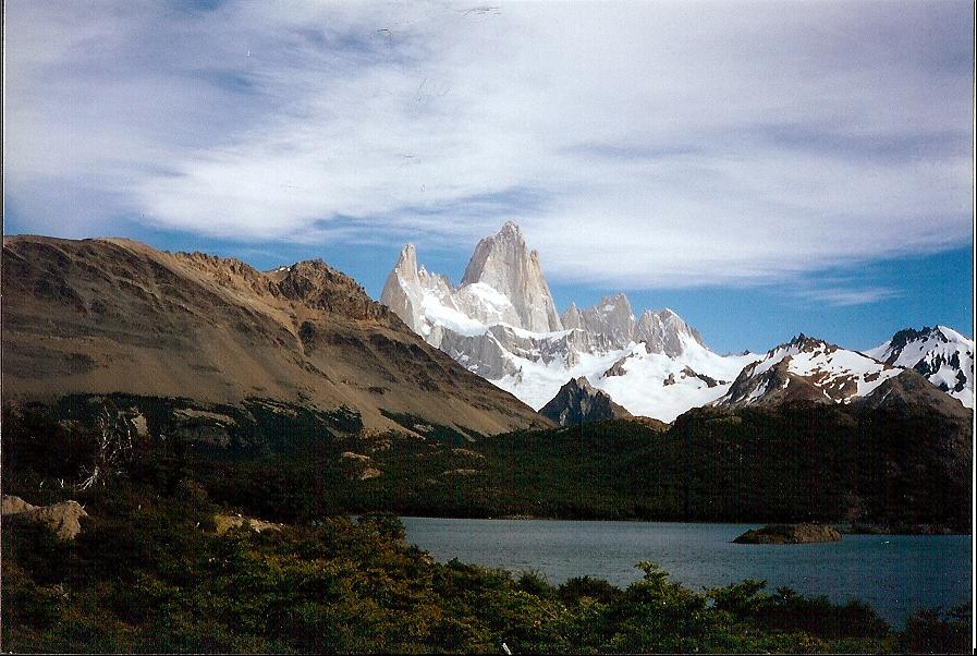 Cerro Fitzroy, Patagonia, Argentina, 1997