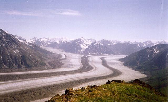 Kaskawulsh Glacier, Yukon, 1998