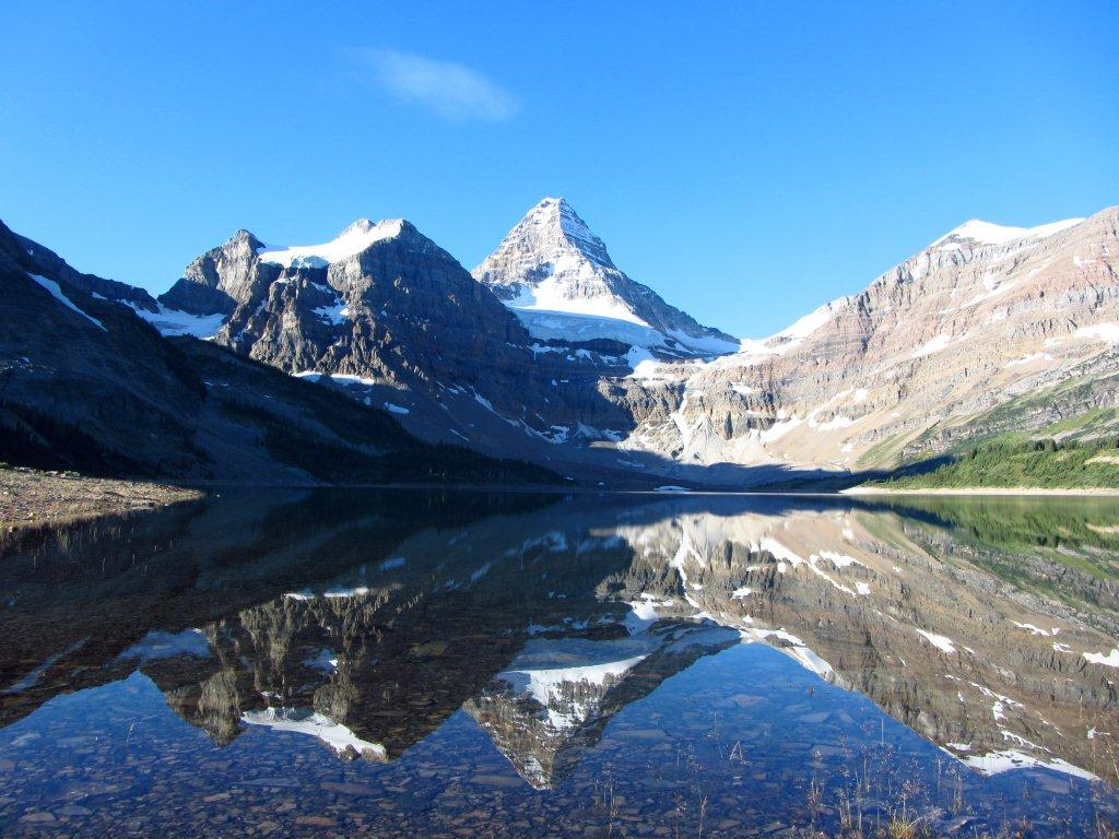 Mt. Assiniboine | Great Divide Trail, Canada, 2011