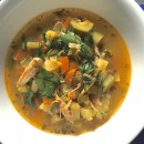 Rotisserie Chicken Soup Recipe