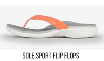 SOLE Sport Flip Flop – Review