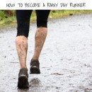 Tips for Rainy Day Running