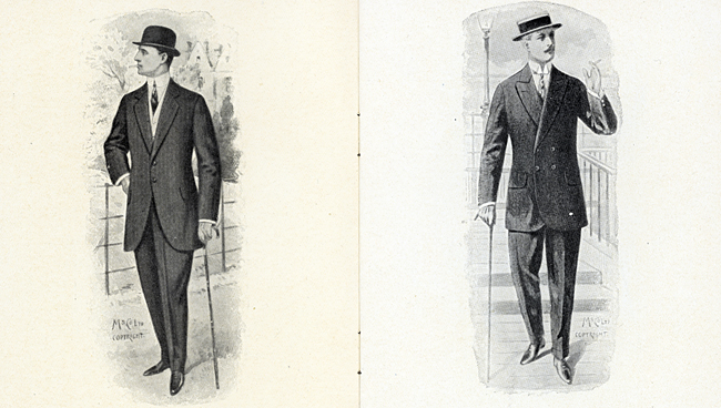 Illustrations from the 1911 catalogue of R. Score and Son, a few doors down from Beauchamp and How.