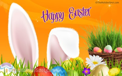 Happy Easter Wallpapers Free| Cute Easter Wallpapers | Easter Pictures