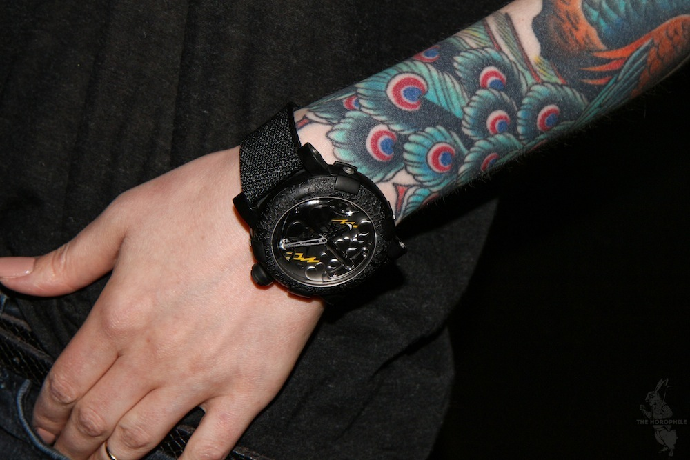 The Collector's View: Tattooist Mo Coppoletta On Watches ...