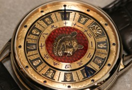 Countdown to GPHG 2013: De Bethune DB25 Imperial Fountain