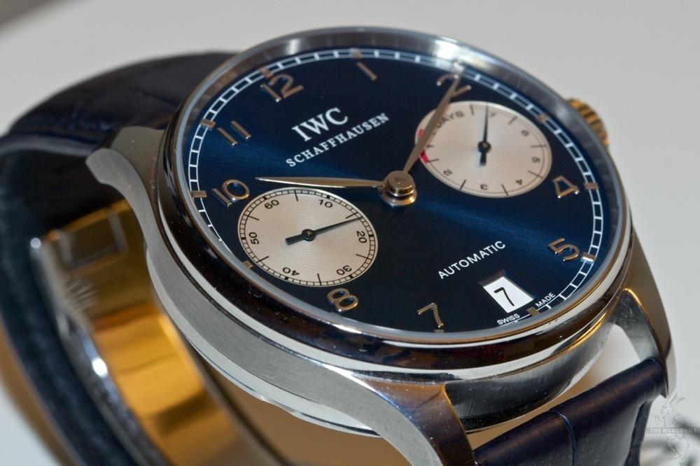 IWC-Portuguese-Laureus-blue-dial