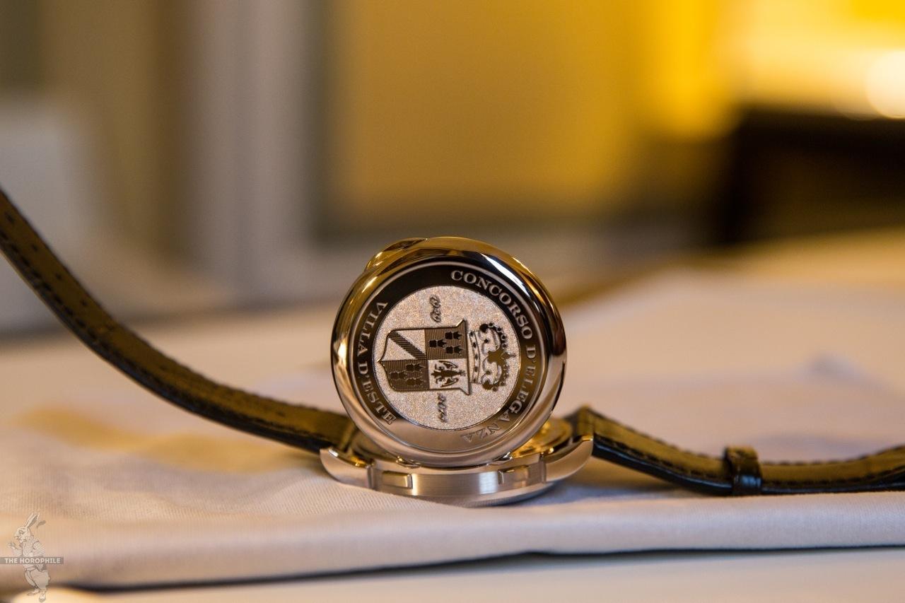 A. Lange & Söhne Lange 1 Timezone Como Concorso d'Eleganza Villa d'Este 2014 14