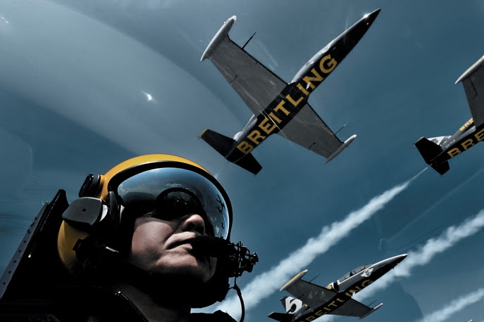 Breitling #FlyBreitling2014 Contest