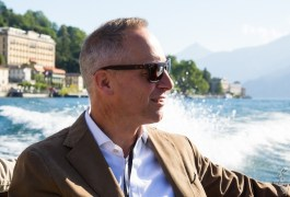 Interview with A. Lange & Söhne CEO Wilhelm Schmid at the Villa d'Este Concorso d'Eleganza 2014