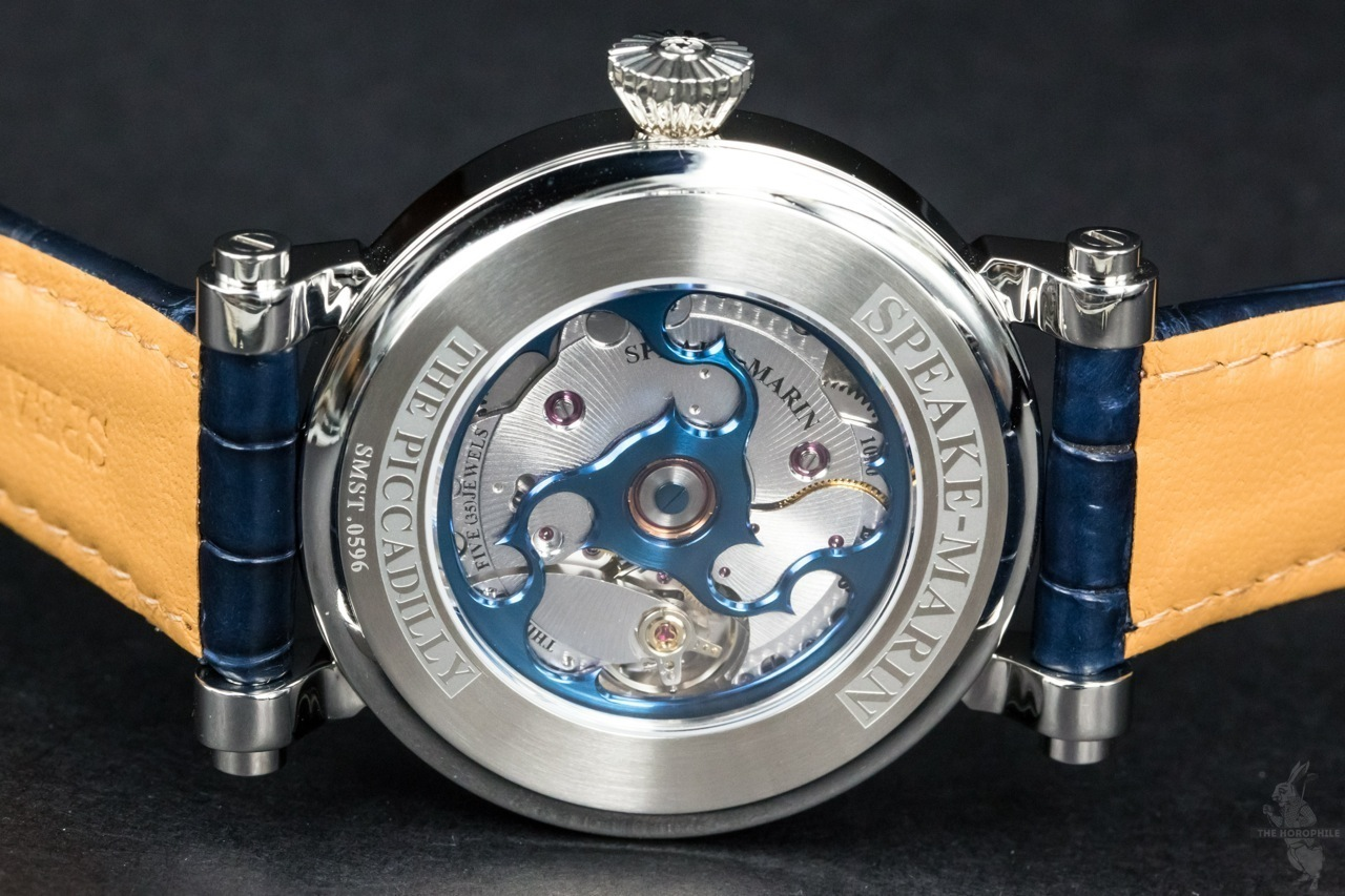 Speake-Marin Velsheda Movement