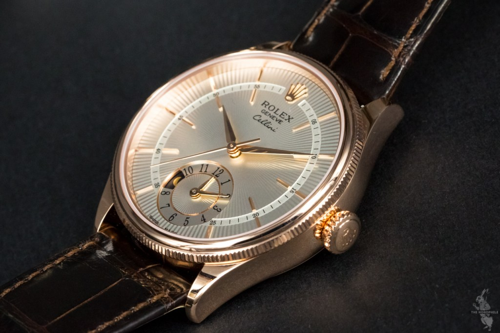 Replica-Rolex-Cellini-Dual-Time