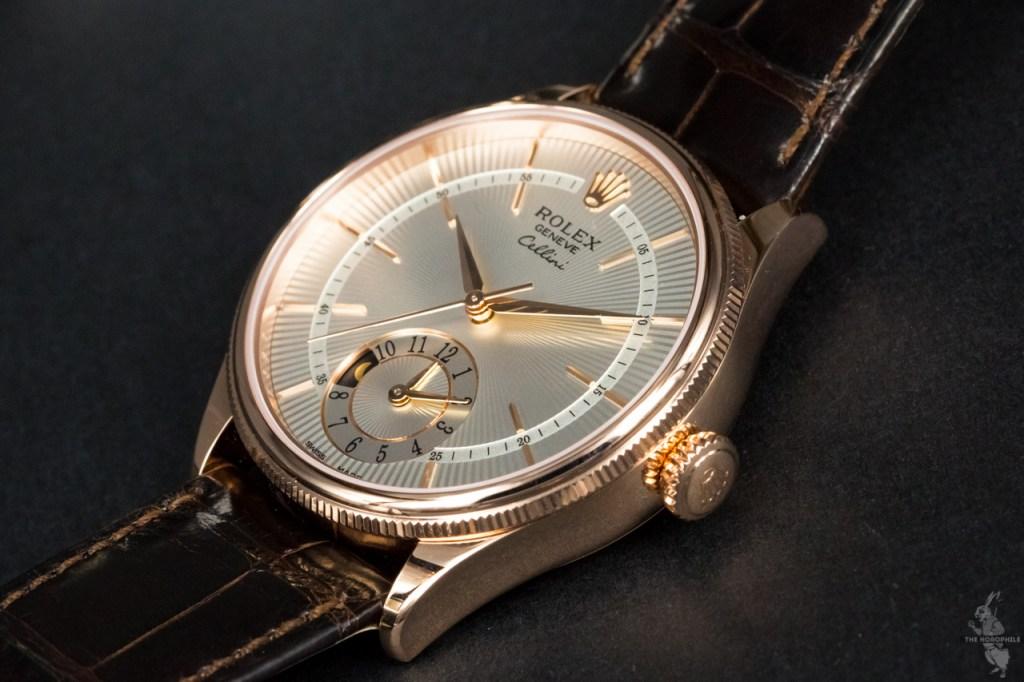 Replica-Rolex-Cellini-Dual-Time