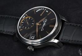 H. Moser & Cie. Endeavour Perpetual Calendar Black Edition