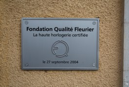 A Hallmark of Excellence: 10 Years of Qualité Fleurier