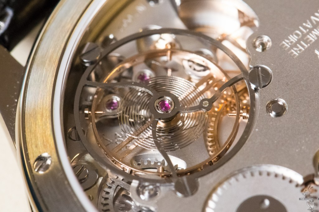 Leroy Chronometre Observatoire-escapement