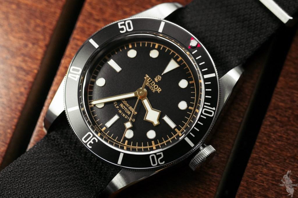 Tudor Black Bay Black -1
