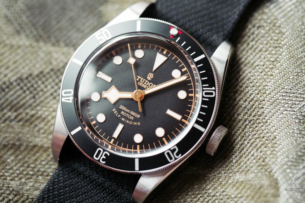 Tudor Black Bay Black -11