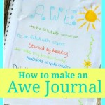 The Awe Journal